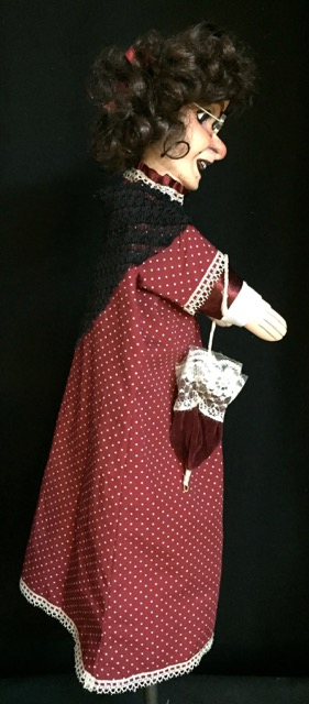 sculpteur marionnette madelon