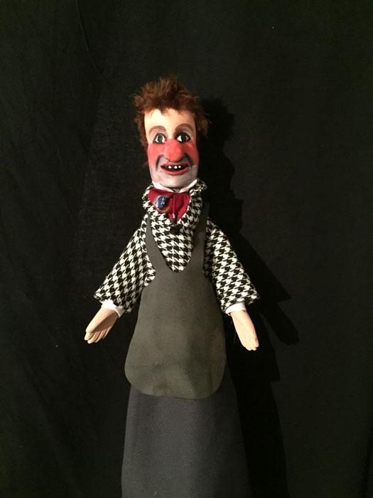 sculpteur marionnette gnafron