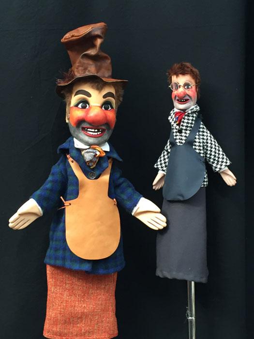 sculpture marionnette lyon