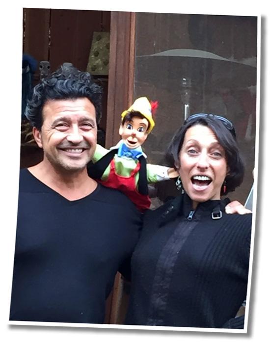 sculpteurs de marionnettes lyon