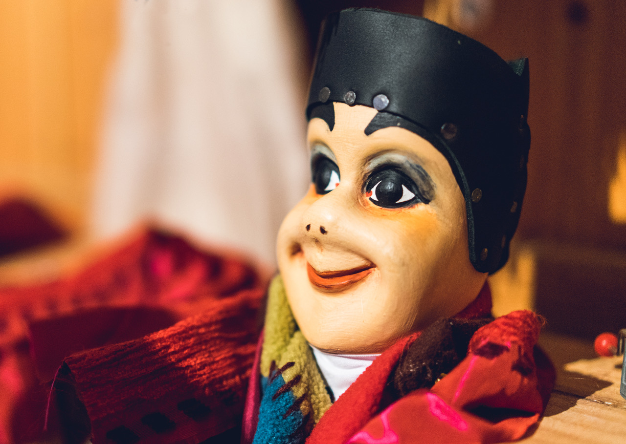 Fabrication marionnette guignol